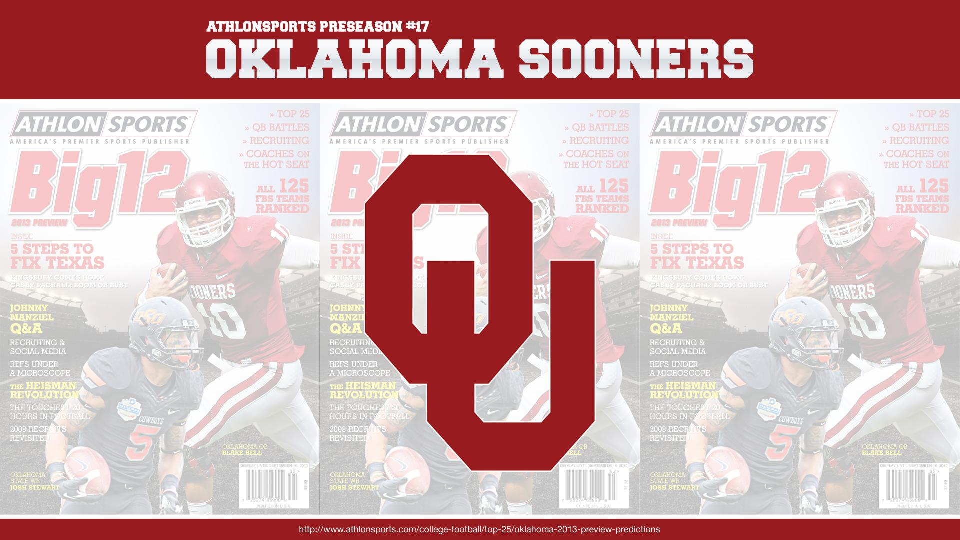 Oklahoma Sooners Qb >> Oklahoma