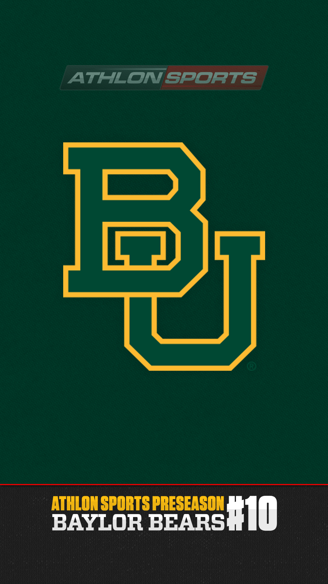 2014 college football rankings 10 baylor
