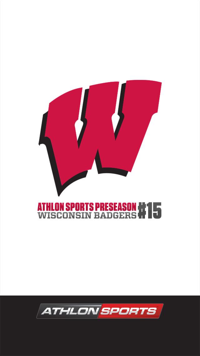 2014 college football rankings 15 wisconsin